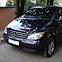 Накладка на радиаторную решетку Mercedes-Benz Viano 2003-2010, фото 4