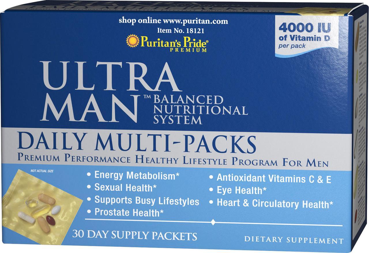 Ultra Man™ Multi-Packs (30пак)