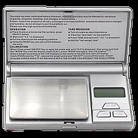 Карманные ювелирные весы YZ-1726 0.01-100 гр (1287)