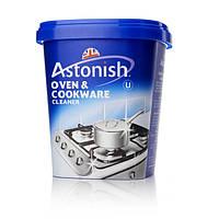 Паста-полироль для чистки духовок, кастрюль АSTONISH Oven &Cookware 500 гр., Великобритания