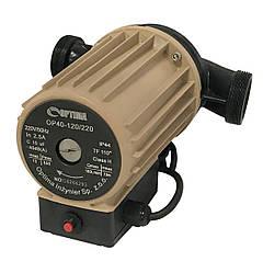 Насос циркуляционный фланцевый Optima OP50-180 245мм + кабель с вилкой!