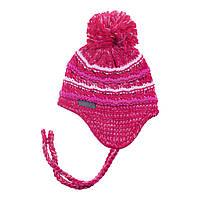 Зимняя детская шапка для девочки Nano F18 TU 250 Fraise. Размеры 12/24 мес, 2/4 и 5/6X.