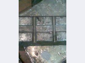 Чушки баббитовые, фото 2