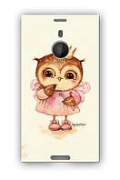 Чехол для Nokia Lumia 1520 (Принцесса сова)