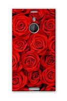 Чехол для Nokia Lumia 1520 (Розы)