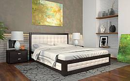 ✅Дерев'яне ліжко Рената М 160х190 см ТМ Arbor Drev