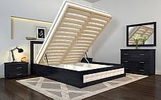 Деревянная кровать Рената Д 160х190 см ТМ Arbor Drev, фото 2