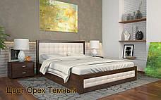 Деревянная кровать Рената Д 160х190 см ТМ Arbor Drev, фото 3