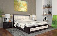 Деревянная кровать Рената Д 160х190 см ТМ Arbor Drev