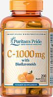 Витамин С 1000мг с биофлаваноидами и шиповником (100таб.)