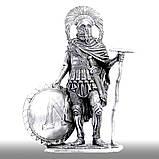 Спартанский командир, V век до н. э., фото 5