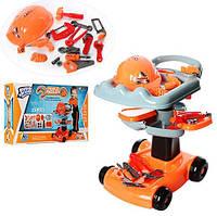 Набор детских инструментов с тележкой 36778-50