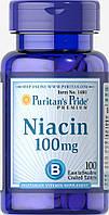 Витамин В-3 (Niacin) 100 мг (100таб.)