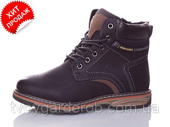 Стильні зимові черевики для підлітка р (38)