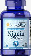 Вітамін Б3 Ніацин Vitamin B3 - Niacin Puritan's Pride Вітамін В3 250 мг (100таб.)