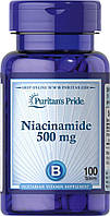 Ниацинамид 500мг (100таб.)