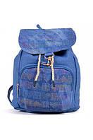 Рюкзак джинс с декором 602