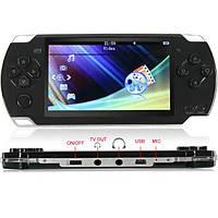 Игровая приставка консоль SONY PSP-3000 X6  МР5 на  4Gb