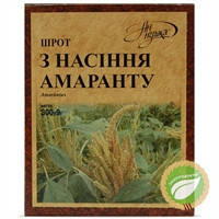 Шрот семян амаранта 300г., купить, цена, отзывы