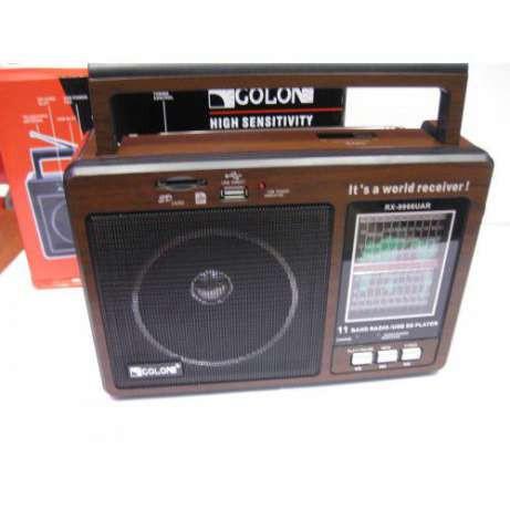 Радиоприемник GOLON RX-9966UAR