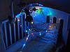 Воздушный светящийся шар,Светящиеся Шарики LED шары BOBO,разноцветное свечение 3 режима на 3 батарейки 30 led