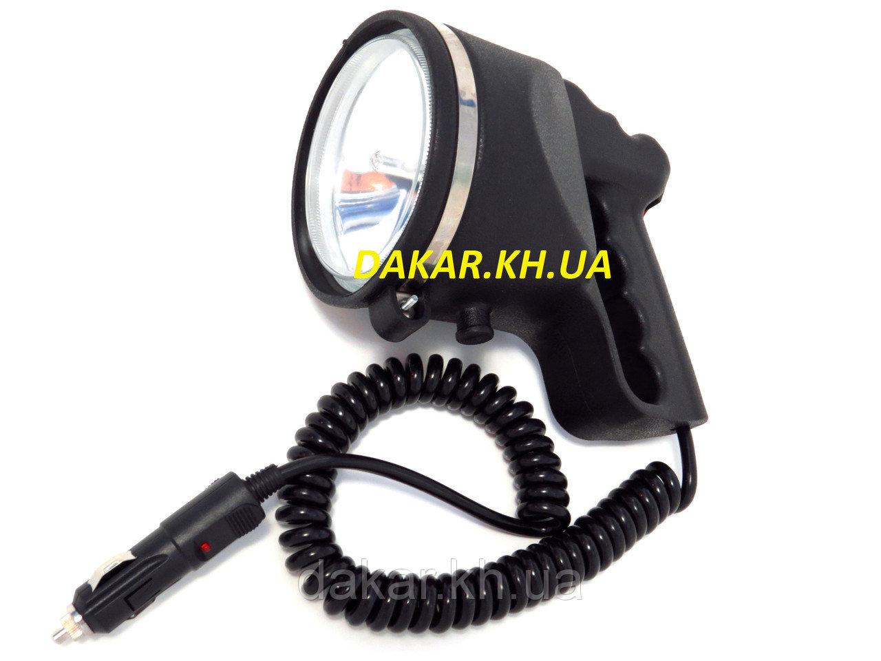 Прожектор ксеноновый ручной СН 005  55Вт влагозащищённый