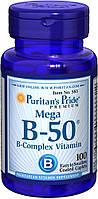 Витамин В-50 Complex(100таб.)