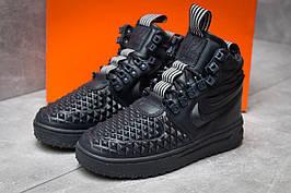 Зимние кроссовки в стиле Nike LF1, темно-синий (30082),  [  38 40  ]