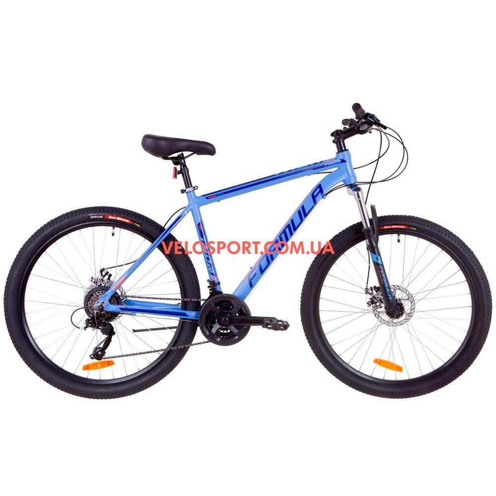 Горный велосипед Formula Thor 2.0 DD 27.5 дюймов синий