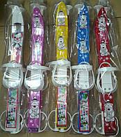 Лыжи детские Marmat RE:FLEX 70см набор лижи+палки Польша, фото 1