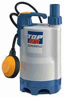 Насос, погружной, дренажный, Pedrollo TOP VORTEX, 370Вт, 7м, для загрязненных вод