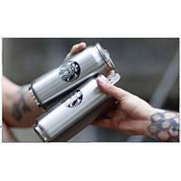 Термокружка Металлическая  Starbucks 450мл Старбакс PTKL-360