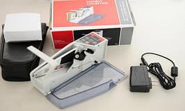 Рахункова машинка для грошей детектор валют Handy Counter V30 на батарейках і від мережі 220