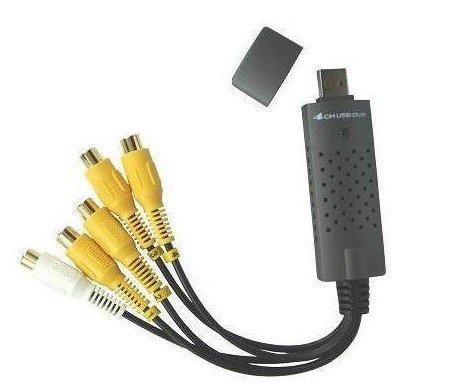 Регистратор Easy cap 4ch l