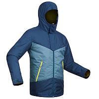 Куртка мужская лыжная Wed'ze SKI-P JKT 150