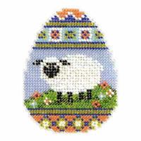 Набор для вышивки Mill Hill Sheep Egg (2013), фото 1