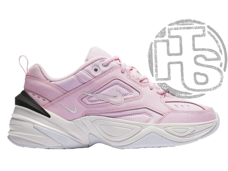 Женские кроссовки Nike M2K Tekno Pink Foam AO3108-600 - Интернет-магазин