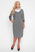 Платье большого размера  VP70, фото 1