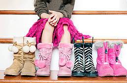 Как правильно выбрать и купить детскую зимнюю обувь