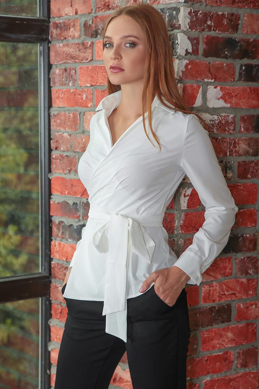 Белая Рубашка на запах