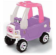 Машинка каталка самоходная Принцессы Little Tikes 627514