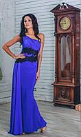 ВМ798 Вечернее  платье  со шлейфом