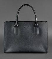 Женская кожаная сумка шоппер Blackwood