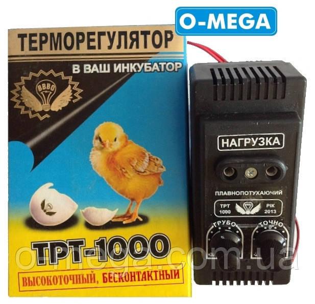 Терморегулятор для інкубатора ТРТ-1000 (з двома регулюваннями)