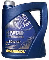 Mannol Hypoid 80w90 GL-5 4л