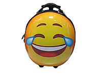 Маленький чемодан на 2-х колесах Heys Smile LOL