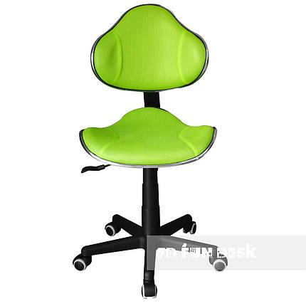 Детское компьютерное кресло FunDesk LST3 Grey Зелёный, фото 2