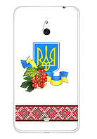 Чехол для Nokia Lumia 1320 (Герб Украины)