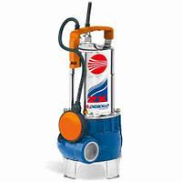 Насос, погружной, дренажный, Pedrollo ZXm 1A/40, 600Вт, 11м, для загрязненных, сточных вод