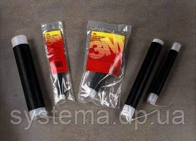 3М™8430-9 - Холодноусаживаемая изолирующая соединительная трубка, 42,6-93,7 мм х 229 мм, фото 2